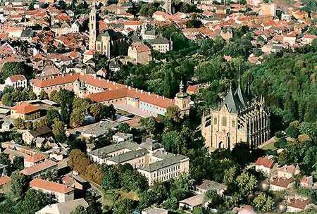 شهر تاریخی کتنا هورا,کلیسای سنت باربارا,کلیسای سدلک