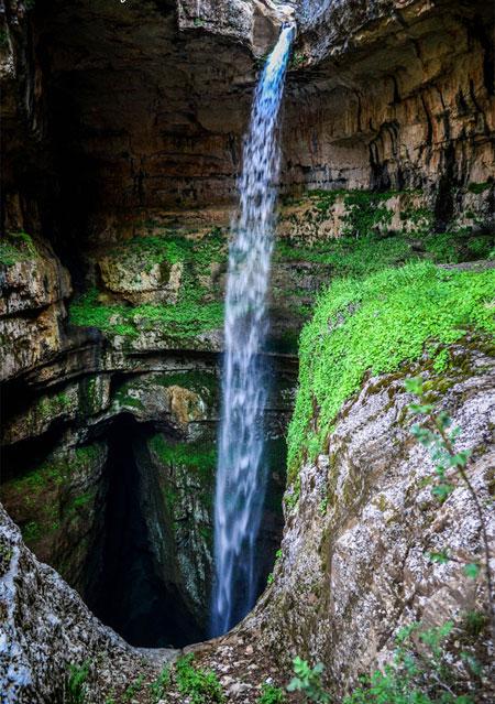 آبشار Baatara,عکس های آبشار Baatara,آبشار تنگهی باتارا