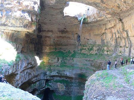آبشار Baatara,عکس های آبشار باتارا,آبشار باتارا