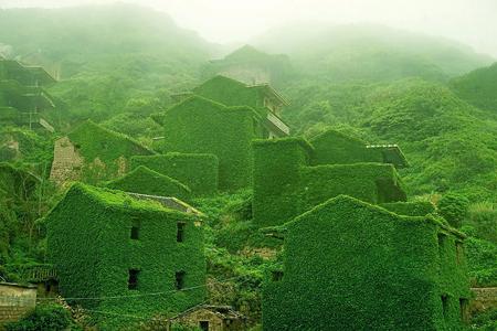 روستا, جزیره Gouqi,عجایب گردشگری