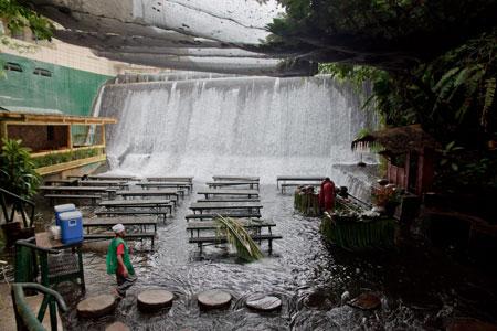 رستوران,جاذبه های گردشگری فیلیپین,رستوران ویلا اسکودرو در فیلیپین