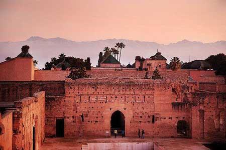 مراکش,مکان های دیدنی مراکش
