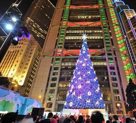 دیدنیترین مراسم کریسمس,مراسم کریسمس,کریسمس