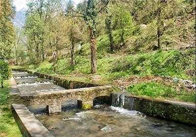 باغ هارون،باغ هارون در کشمیر