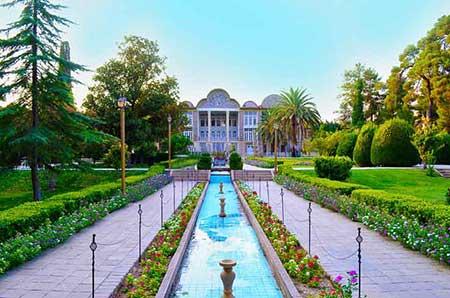 مکانهای دیدنی شهر شیراز,انارنجستان قوام