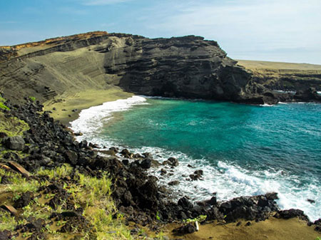 سواحل رنگی دنیا,زیباترین سواحل دنیا