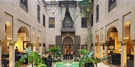 قصر سنتی مراکش,ریاد،قصر ریاد