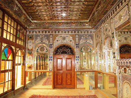 پر طرفدار ترین خانه های تاریخی شهر شیراز