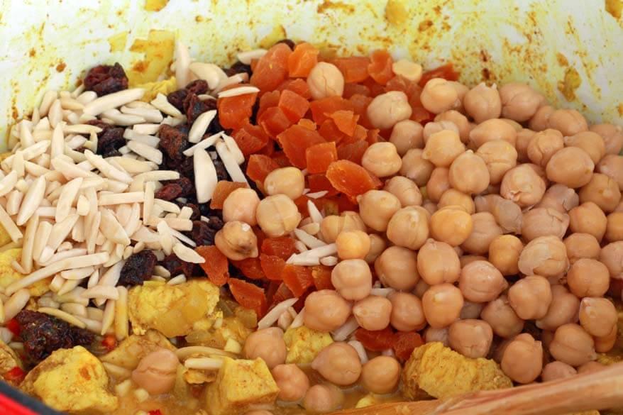 طرز تهیه تاجین مراکشی