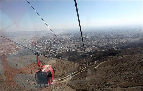 خنک ترین مکان تهران در تابستان کجاست؟