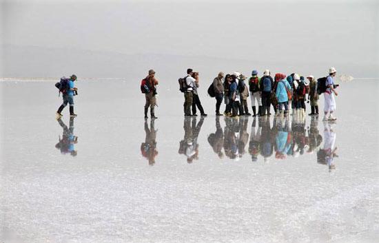 7 دریاچه و تالاب عجیب در ایران را بشناسید