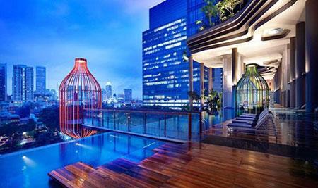 هتل پارک رویال در سنگاپور,گردگری,تور گردشگری