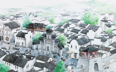 شی چنگ,شی چنگ، شهر باستانی چین,گردشگری
