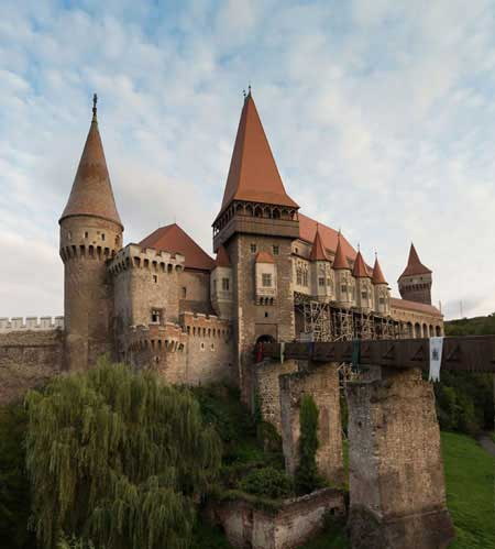 مکان های تفریحی کشور رومانی,کشور رومانی