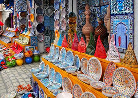 تونس,شهر تونس,بازار تونسی ها