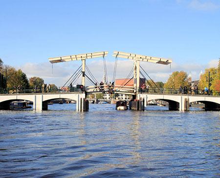 آمستردام,جاهای دیدنی آمستردام