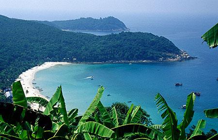 بهترین جزایر مالزی