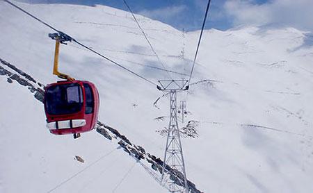 مسیرهای امن کوهنوردی,مسیرهای امن کوهنوردی در تهران