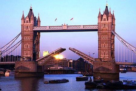 بزرگترین پل های جهان,جالبترین پل های جهان
