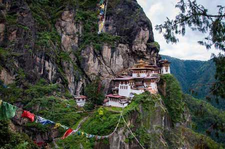 ,جاهای دیدنی تیمفو,کشور بوتان