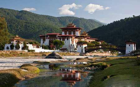 جاهای دیدنی تیمفو,کشور بوتان