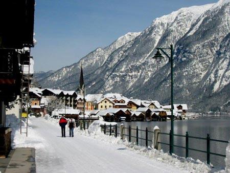 زمستان,جاذبه های گردشگری زمستان