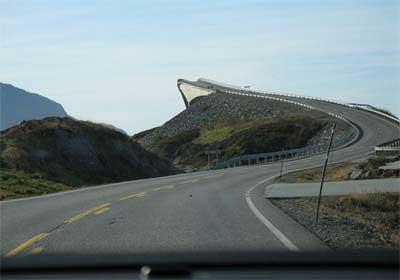 پلی که نروژیها را به آخر دنیا میبرد!