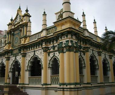زیباترین مکان زیارتی در سنگاپور+تصاویر
