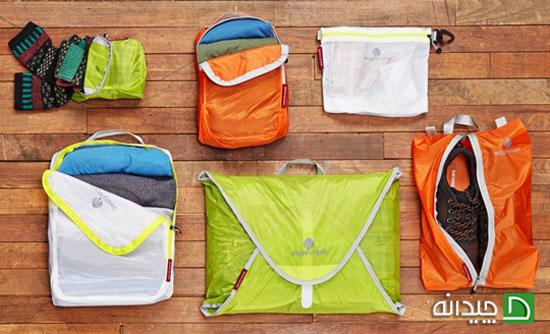 7 ابزار واجب برای سفری راحت و آسوده
