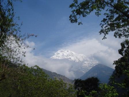یکی از زیباترین مناطق هیمالیا + عکس