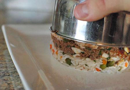 طرز تهیه پلو اسپانیایی در سریع ترین زمان