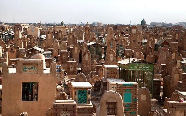 5 قبرستان عجیب که حتما باید ببینید + عکس