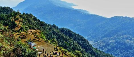 مسیر راهپیمایی «آناپورنا» ، یکی از زیباترین های دنیا