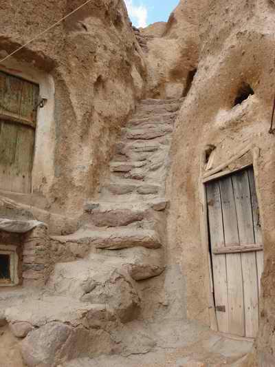 روستای بسیار دیدنی کندوان به روایت تصویر
