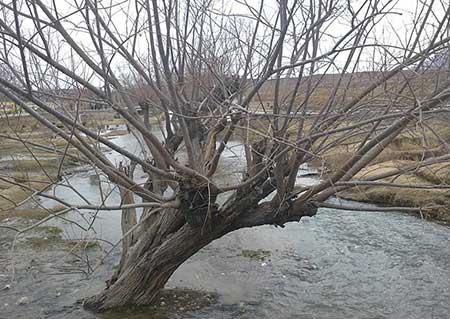 آشنایی با دریاچه «غربال بیز» بسیار دیدنی در یزد