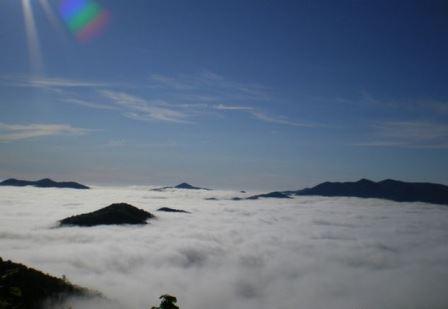 مراقب باشید در این ابرها غرق نشوید! + تصاویر