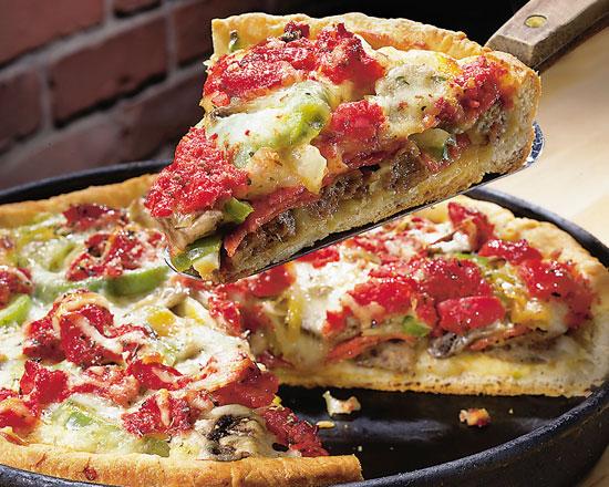 طرز تهیه پیتزای بدون فر به سبک ایتالیایی