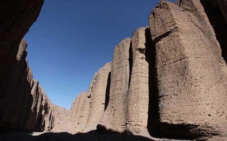 معرفی دره راگه در کرمان + تصاویر