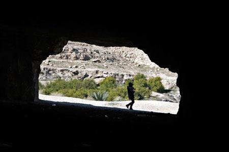 شگفت انگیز ترین غار مصنوعی در ایران +عکس