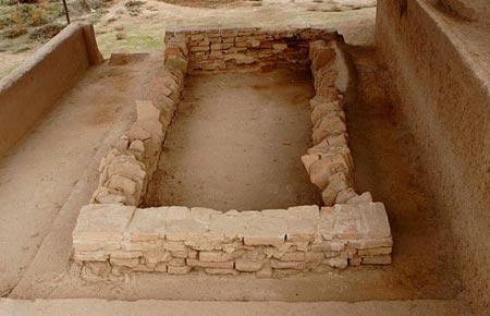 آثار باستانی هفت تپه در شوش + عکس