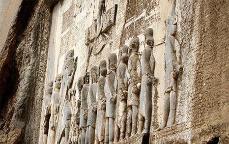 اماکن باستانی با قدمت پیش از سلام در ایران
