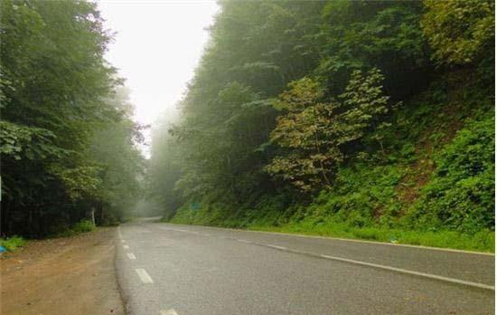 رانندگی در بهشت را در جاده اسالم به خلخال تجربه کنید