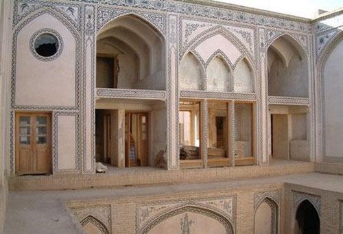 خانه های تاریخی بسیار دیدنی کاشان