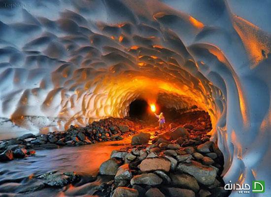 با 10 غار شگفت انگیز ایران آشنا شوید