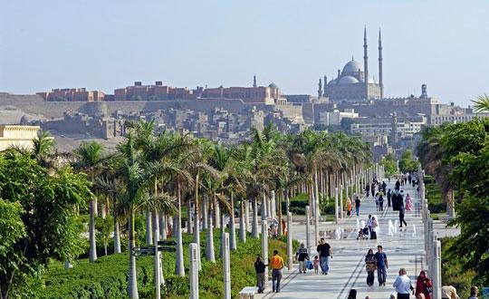 سفر به قاهره را با این تصاویر تجربه کنید