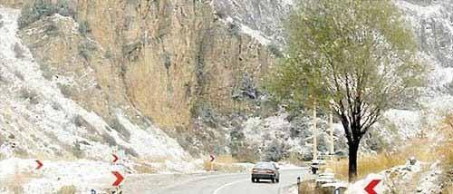 تعدادی از زیباترین جاده های ایران به روایت تصویر