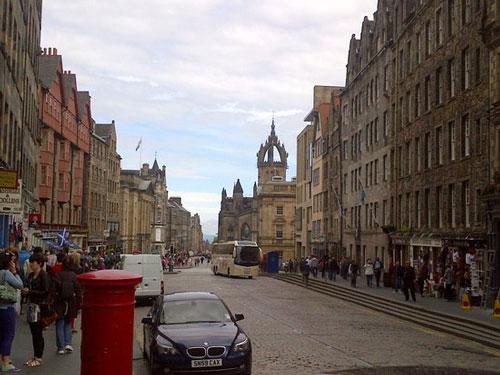 جاذبه های ادینبورگ اسکاتلند در یک نگاه +عکس