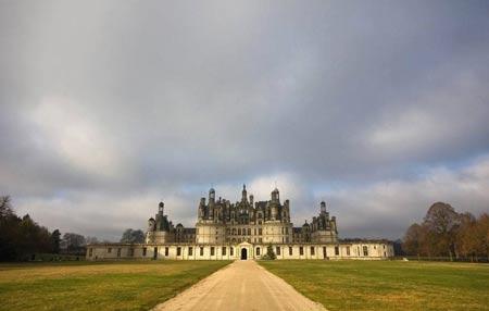 شاهکار لئوناردو داوینچی: قلعه شامبوغ فرانسه