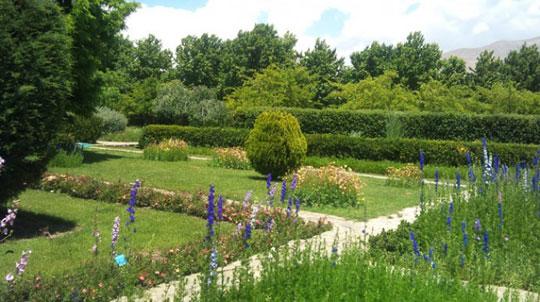 باغ گیاه شناسی تهران را با این تصاویر بگردید