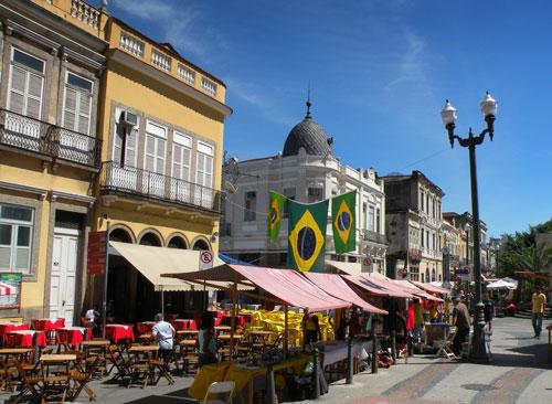 با سفر به برزیل اضافه وزن پیدا خواهید کرد!